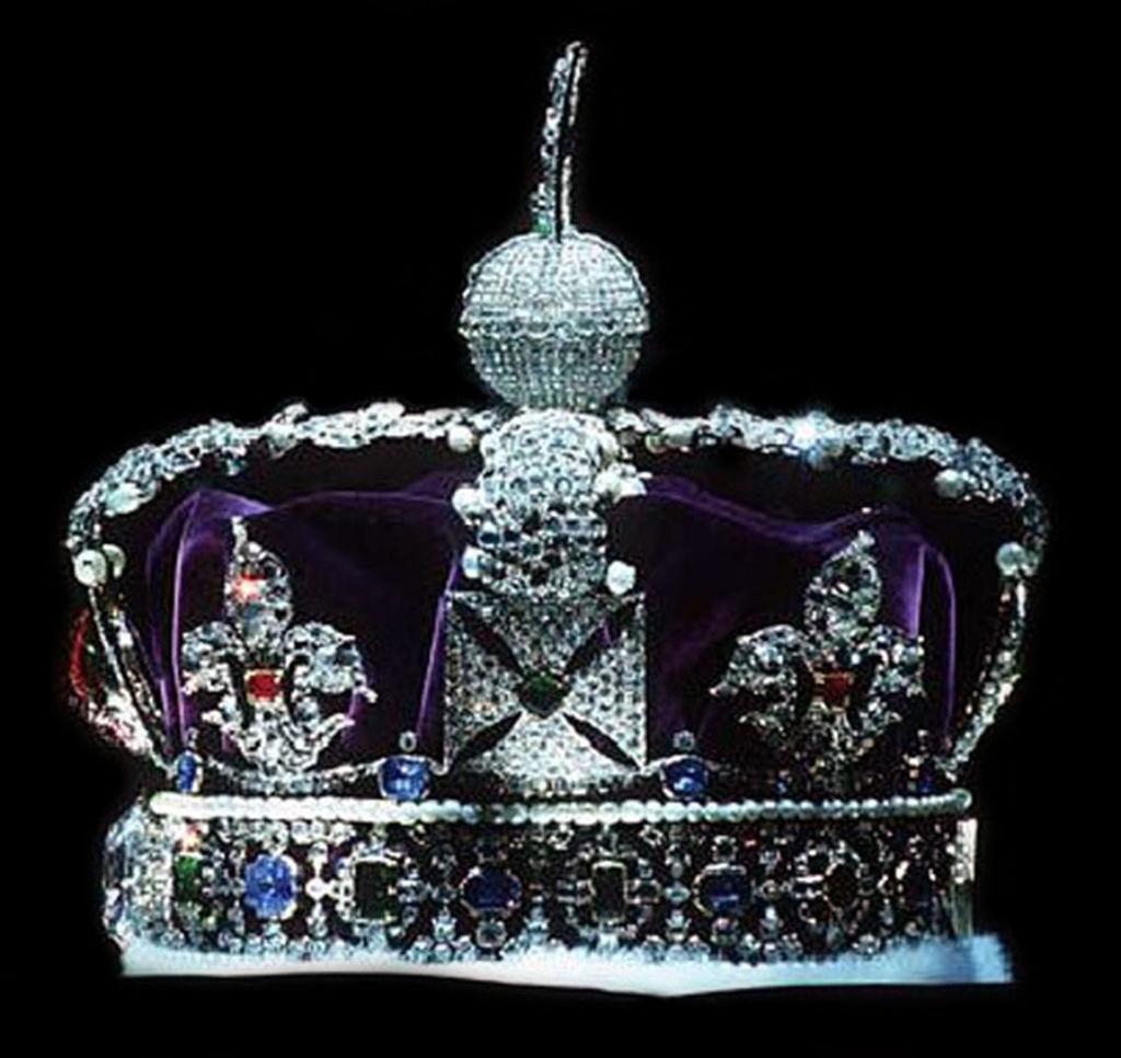 Storbritanniens kronjuveler